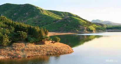 东郊湖风景区