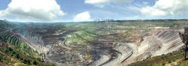 海州矿国家矿山公园