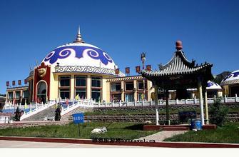 内蒙古青少年生态园