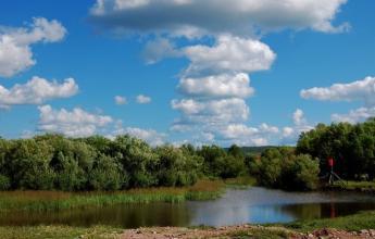 维纳河疗养区