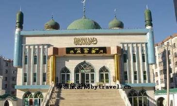 海拉尔清真寺