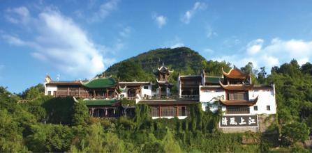 云陽張飛廟