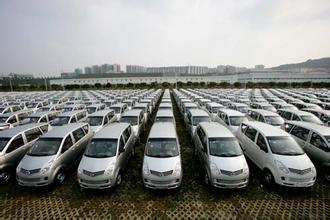 重庆长安汽车工业园