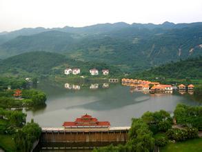 重慶壁山白云湖