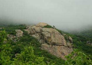 昌化岭风景区