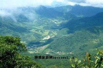鹦歌岭景区
