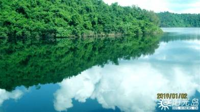 深田湖避暑山庄