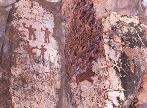 黑山石刻画像