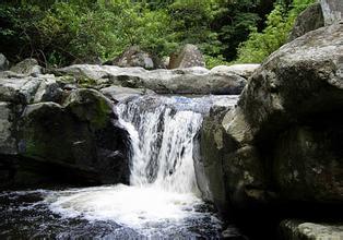 紅坎瀑布景區