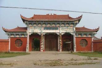 潜江金台寺