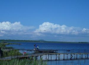 塔里木多浪湖旅游景区
