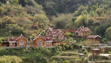 天露山禅龙峡度假区