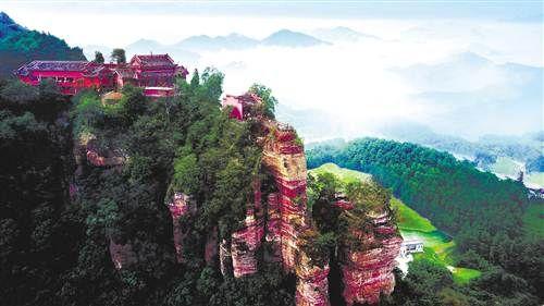 古劍山風景區
