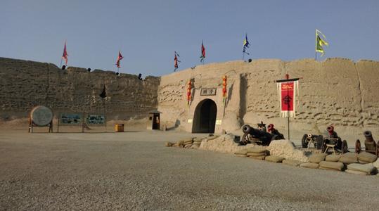 中國西部影視基地