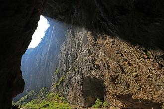武隆巖溶國家地質公園