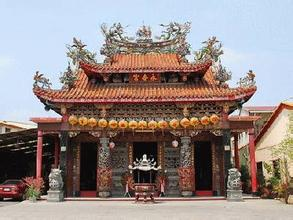 重庆奉节永安宫