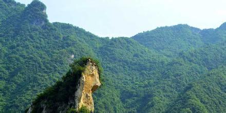 笋岩大峡谷景区