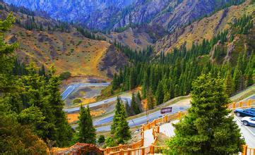 天山大峽谷