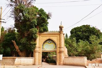 默拉納額什丁麻扎