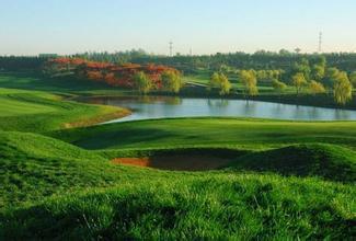 广州南华高尔夫球场