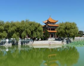 广南莲湖公园