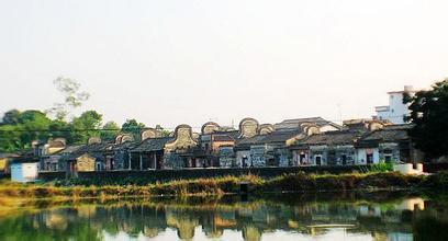 坑背村古建筑群