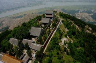 怀远禹王宫