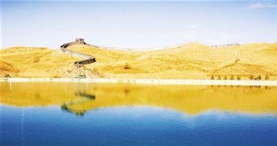 白芨滩自然保护区