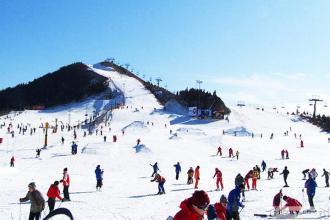 即墨金山滑雪场