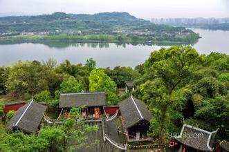 重庆钓鱼城