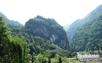 宝珠山风景区