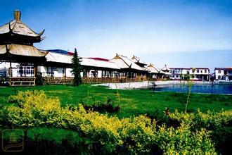 皇木厂民俗旅游村