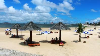 金沙灣海濱浴場