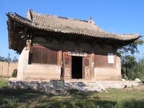 陽曲大王廟