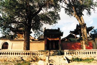 繁峙三圣寺