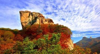 丹东天华山