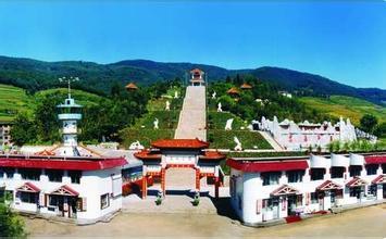 临江北山公园