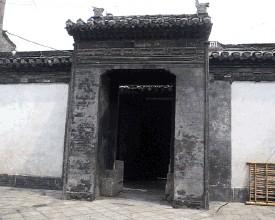 黃橋何氏宗祠