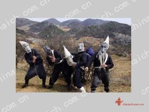 撮泰吉-板底彝族村寨