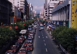 烏魯木齊中山路商業街