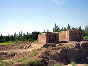 五堡古墓群