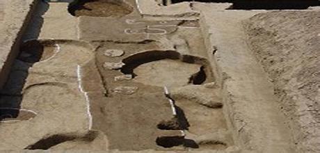 宋喀拉汗王朝王廷遺址