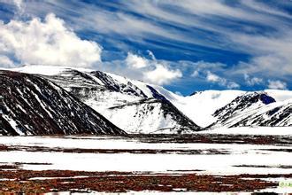 木斯岛冰山