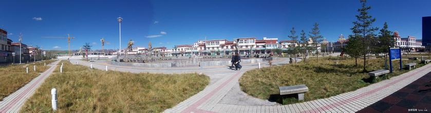 格萨尔文化广场