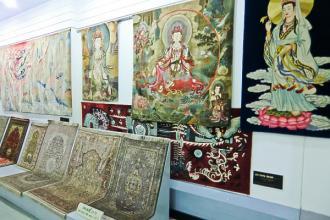 丝毯艺术博物馆