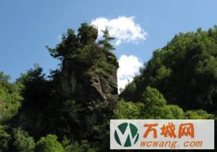 扎角自然风景区