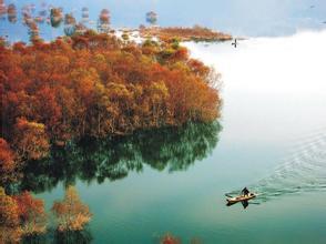七星湖风景区