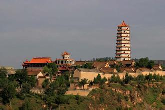 榆林青云寺