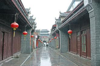 石泉古县城