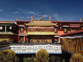 西藏革命展覽館